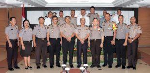 Tim Divisi Humas Polri Gelar Workshop Kehumasan di Manado