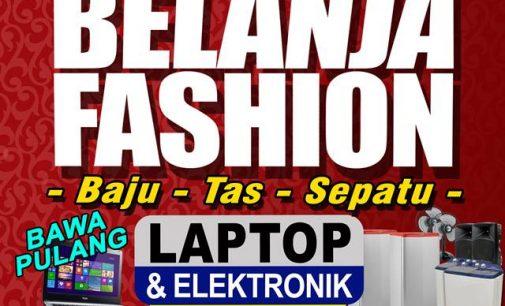 Masih Ada Kesempatan! Belanja Fashion di itCenter Bawa Pulang Barang Elektronik