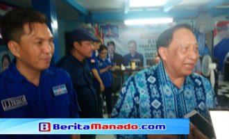 Ketua DPD Sulut Sambangi DPC Demokrat Bitung, Empat Kader di DPRD Pilih Terbang