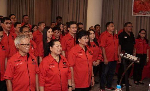 Richard Sualang Berharap Bappilu Perkuat Kerja Partai Raih 11 Kursi