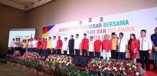 Taufik Tumbelaka: Pimpinan Parpol Pendukung Jokowi-Amin di Sulut Pecah Konsentrasi