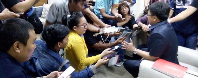 Absen 3 Kali Rapat Tidak Terima Gaji, Andrei Angouw: Sangat Setuju!