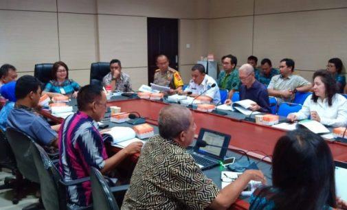 Serius Urai Kemacetan di Manado, Kapolresta Hadiri Rapat Pengembangan Transportasi Dengan Stakeholder