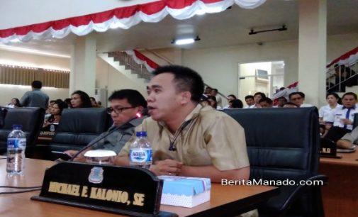 Bahayakan Pengendara, Michael Kalonio Desak DLH Tebang Pohon di Malalayang
