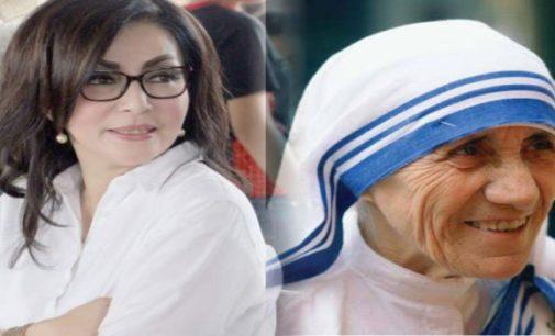 Sosok Bunda Teresa Pada Tetty Paruntu