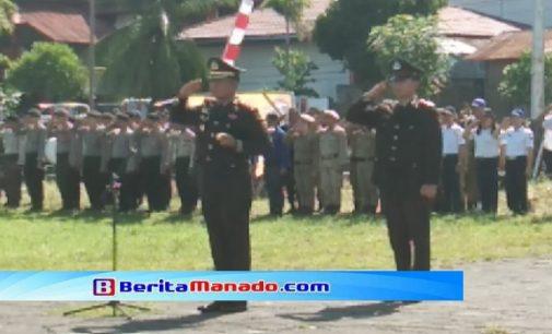 Upacara Hari Pahlawan Minsel, Kapolres Winardi Prabowo: Bangsa Indonesia Butuh Pahlawan Baru