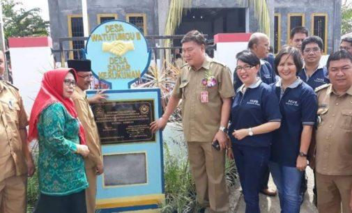 Pertama di Minahasa Utara, Watutumou II Jadi Desa Sadar Kerukunan