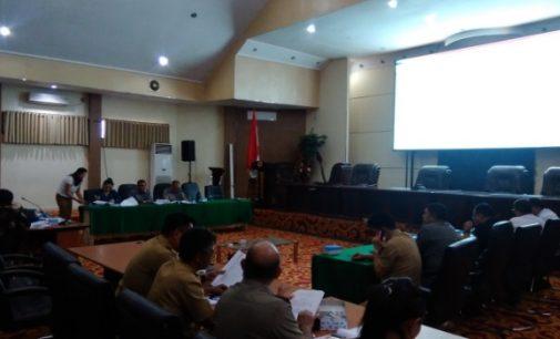 Terkendala, Pansus Ketertiban Umum DPRD Manado Belum Bisa Selesaikan Pembahasan