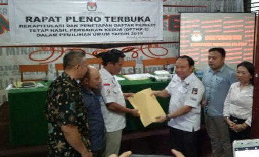 Pemilu 2019: Kabupaten Minsel Bertambah 2 TPS