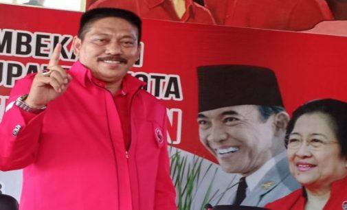 Joseph Tombokan Bertekad Menangkan PDI Perjuangan dan Jokowi-Amin di 2019