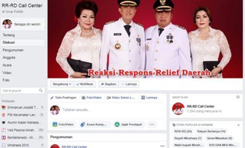 RR-RD Call Center Dapat Tanggapan Positif Warga Minahasa