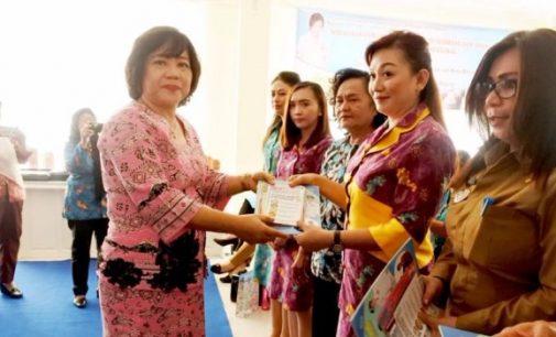 Rita Tangkudung Ingatkan Pentingnya Konsumsi Pangan B2SA