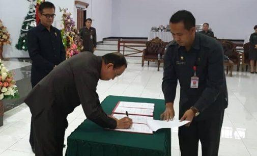 Pemkab-DPRD Minahasa Sepakat Bahas RAPBD 2019