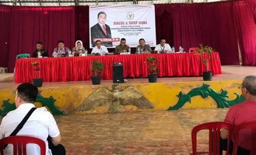 Djendri Keintjem Bicara Hal Ini Saat Tatap Muka Dengan Royke Roring