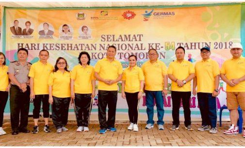 Best Western Rayakan HKN ke-54 Bersama Pemerintah Kota Tomohon