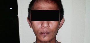Pelaku Penikaman di Lorong Dolog Malalayang Berhasil diamankan Tim Paniki Polresta Manado
