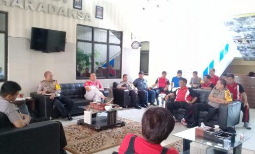 Sambut Natal dan Tahun Baru, Kapolresta Manado Ingin Jamin Keamanan Masyarakat