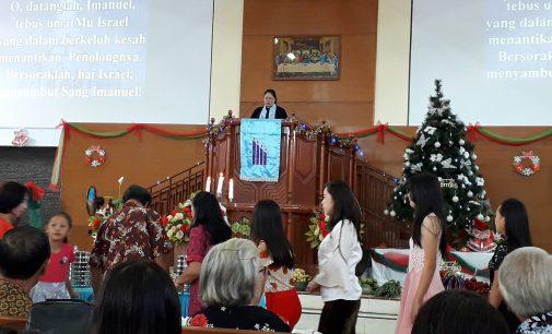 Khotbah Pdt Veronika Sendow: Sambut Natal Akhiri Perselisihan