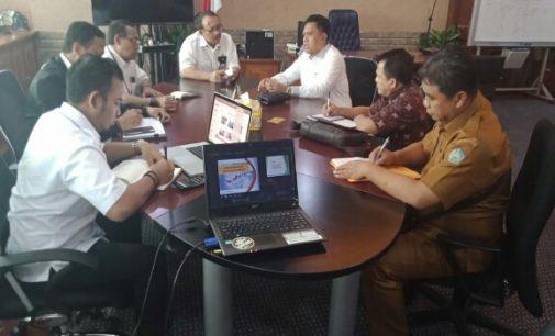 Kembangkan Pariwisata, Bupati Jabes Gaghana Temui Deputi Bidang Pengembangan Destinasi Pariwisata
