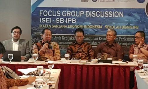 "Wali Kota ""Buka-bukaan"" Dampak Moratorium KKP Terhadap Industri Perikanan Bitung di FGD IPB"