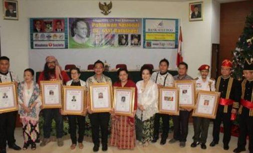 Perayaan 128 Tahun Pahlawan Nasional Sam Ratulangi, Ini Yang Dilakukan Minahasa Society