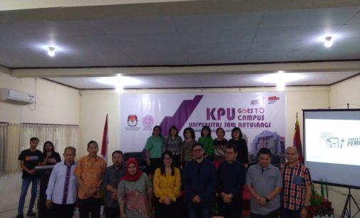 """""""KPU Goes To Campus"""" diharapkan Bentuk Mahasiswa Kritis Hadapi Pemilu 2019"""
