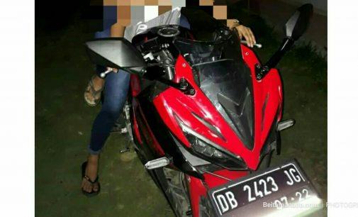 Honda CBR 150 Milik Anggota Panwaslu Touluaan Dicuri di Dalam Rumah