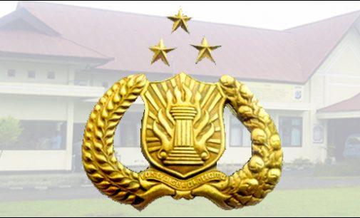 44 Perwira dan Bintara Polres Tomohon Naik Pangkat, Ini Daftarnya