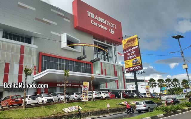Transmart Carrefour Grand Kawanua Manado