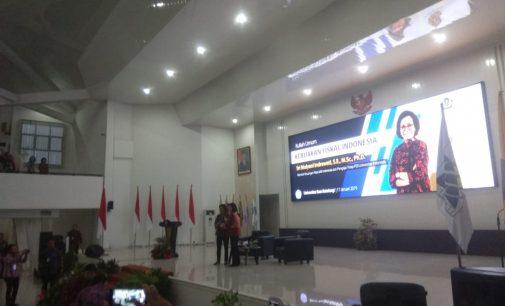 Sambut Kehadiran Sri Mulyani, Ellen Kumaat: Unsrat Dukung Program Pemerintahan Jokowi