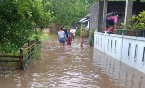 Cuaca Buruk, Banjir Kepung Likupang I