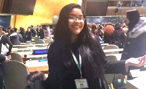 Erica Kaunang, Salah Satu Gadis Paling Jenius di AS berdarah Sulut