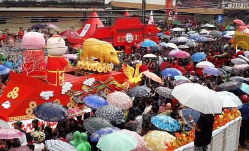 200 Personel Lakukan Pengamanan Perayaan Cap Go Meh