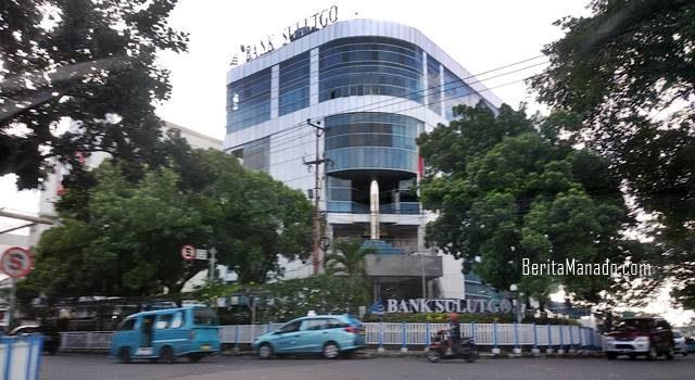 Kantor Pusat Bank SulutGo