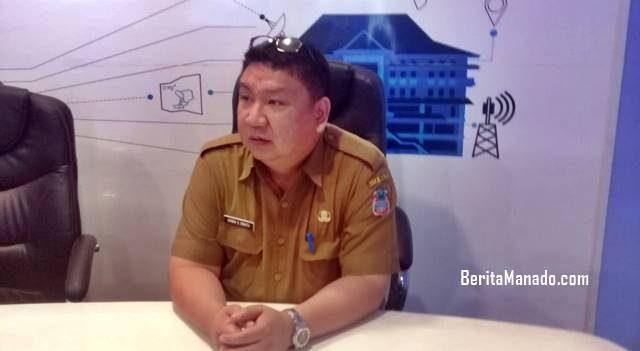 Erwin Kontu, kepala dinas infokom kota Manado