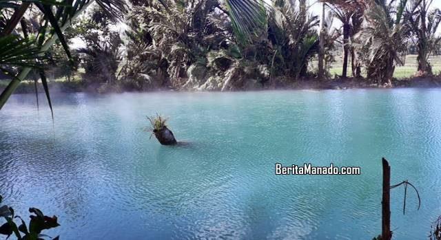 objek wisata Danau Ranolewo