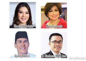 Calon Anggota DPD RI Dapil Sulut