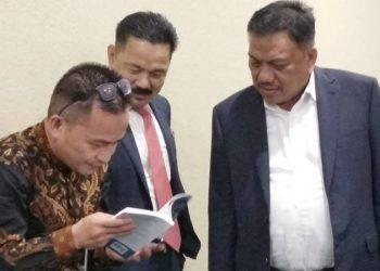 Dino Gobel, Rusdi Krana dan Gubernur Sulut Olly Dondokambey