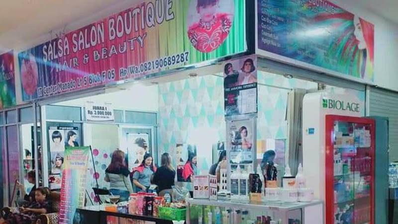 Salsa Salon Boutique