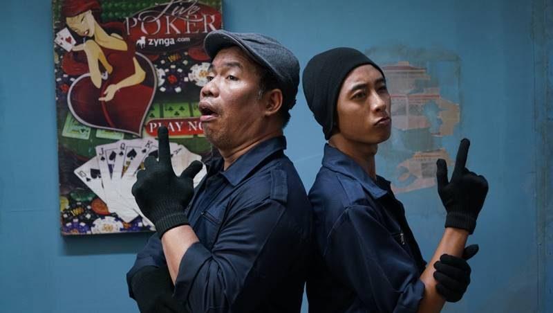 Kurindu Natal Keluarga (KNK) Sinterklas dari Jakarta