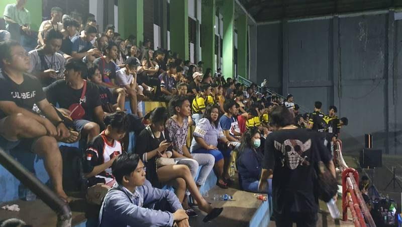 Lucky Game 2019 pada 17-18 Oktober 2019 di Gedung KONI Hall B Sario Manado