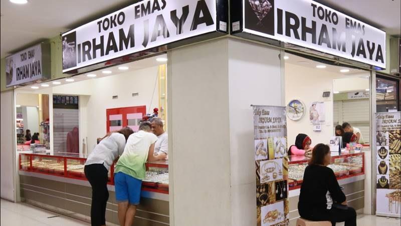 Toko Emas Irham Jaya