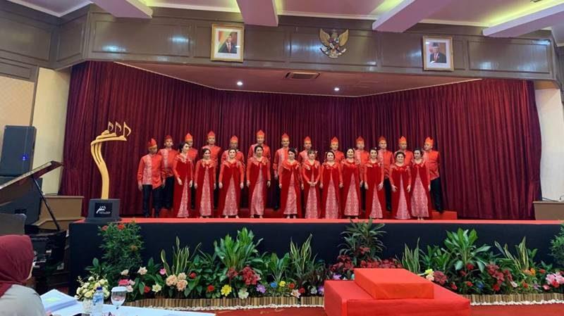 Tim Paduan Suara Bank SulutGo Choir