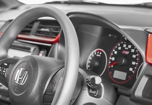 Interior Honda Biro