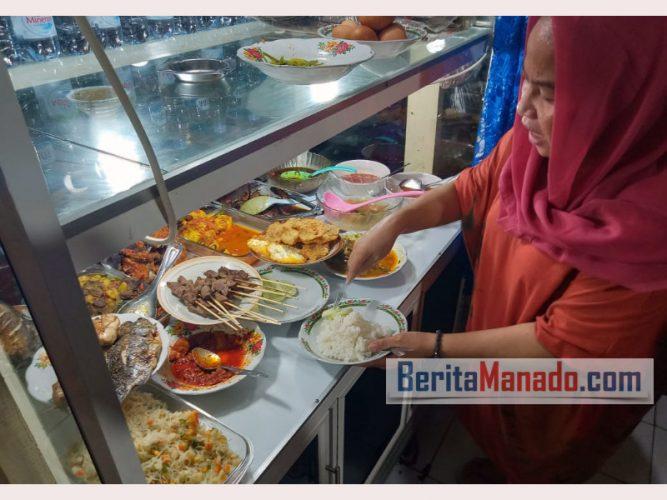 Makanan di Jala Roda