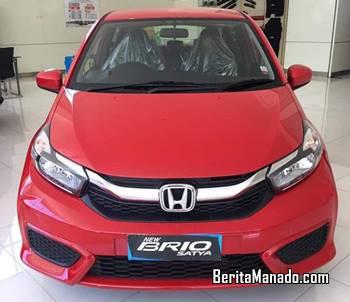 New Brio Satya merah