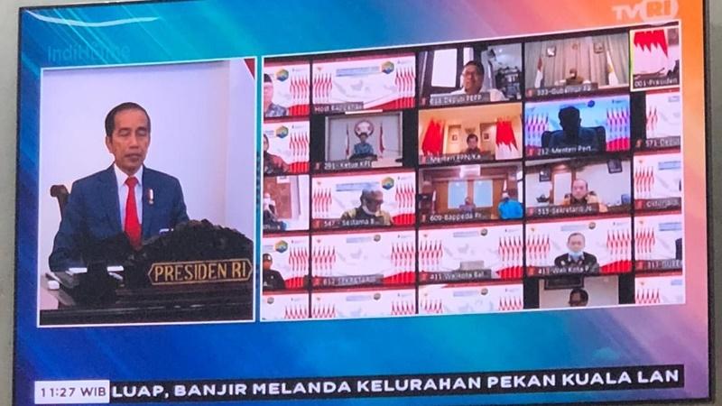 Musrenbangnas 2020, Bupati Royke Roring Dukung Pembangunan ...