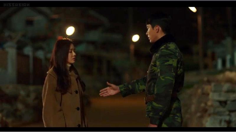 Crash Landing on You Genre : Romance Episodes : 16 Stasiun channel: tvN