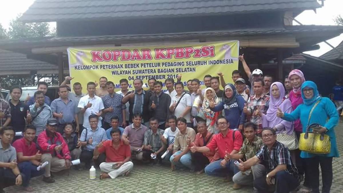 Komunitas Peternak Bebek Petelur & Pedaging Seluruh Indonesia (KPBP2SI)