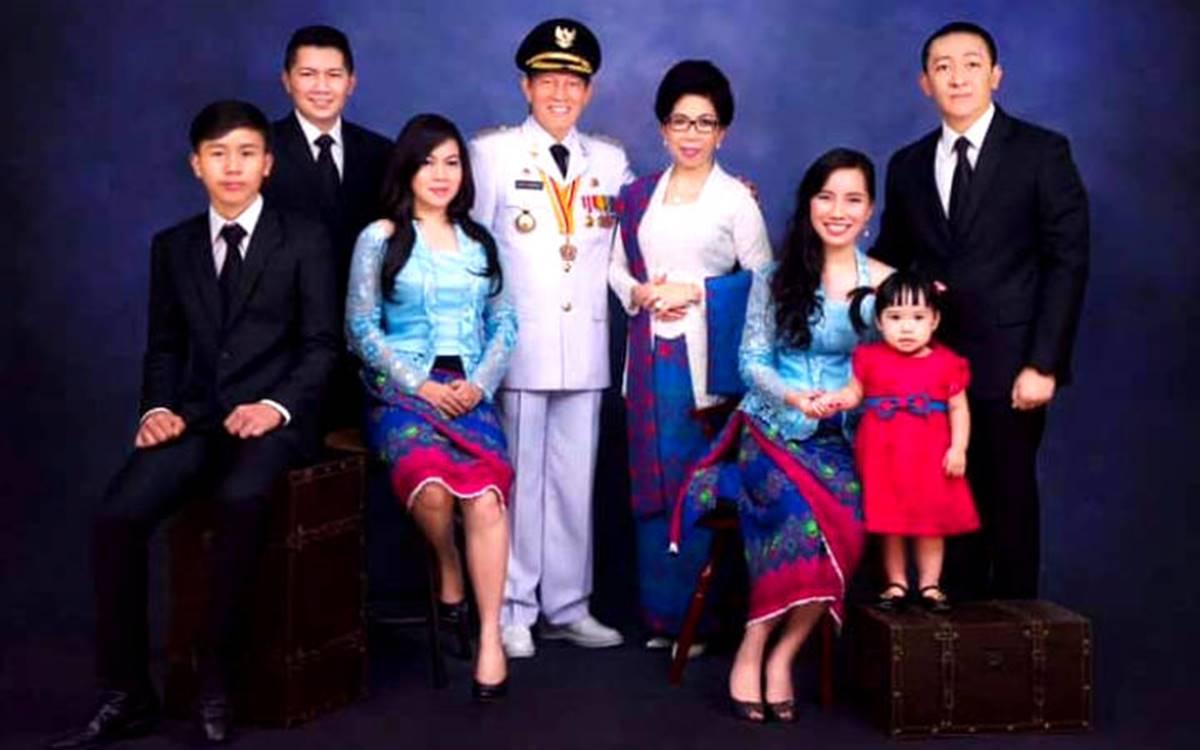Keluarga Lumentut-Runtuwene